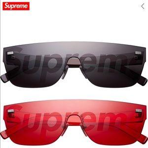 Supreme x Louis Vuitton LV City Mask Sunglasses